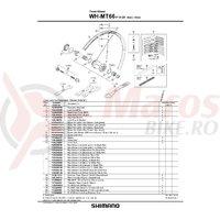 Spita Shimano WH-MT66-F15-29 300mm