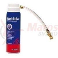 Spray cu solutie autovulcanizanta Cycletyreseal 100 ml Weldtite