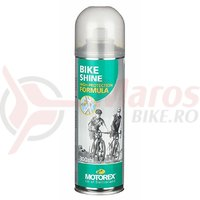 Spray intretinere Motorex Bike Shine 300ml