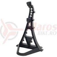 Stand mobil ajustabil Turrix pentru biciclete