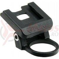 Stem Adapter T-One Packman + Plastic f., 1 1/8