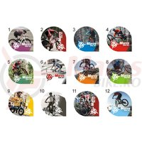Sticker gratuit-actiune cerc