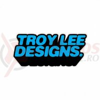 Sticker Troy Lee Designs Come Up