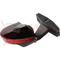 Stop bicicleta Kross Red Slide 3 LED