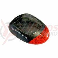 Stop BikeForce Solar 2 leduri 2 functii