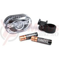 Stop fata Duracell F03 5led + 2AAA