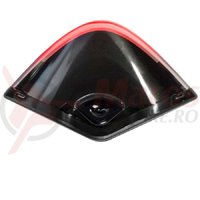 Stop spate Fizik Lumo 5 leduri  rosii USB