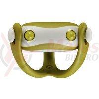 Stop spate Infini I-203R de silicon 2LED 2F verde