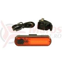 Stop spate / sclipitor - 10 chip led, reincarcabil USB