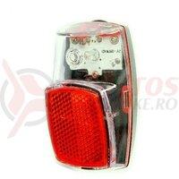 Stop Spate / Sclipitor - baterii - 1 LED - pe aparatoare noroi - +b