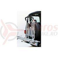 Suport 2 biciclete Peruzzo Stelvio pentru roata rezerva