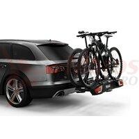 Suport biciclete THULE VeloSpace XT - 2 biciclete 13pini - Negru