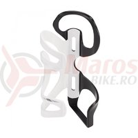 Suport bidon Cannondale Nylon SS Lefttside Cage white