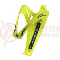 Suport bidon RaceOne X3-Race galben fluorescent/negru