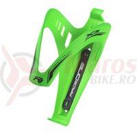Suport bidon RaceOne X3-Race verde fluorescent/negru