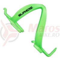 Suport bidon Supacaz Fly Cage Poly (Plastic) - verde neon