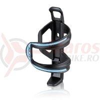 Suport bidon XLC Sidecage plastc black/blue