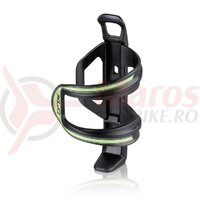 Suport bidon XLC Sidecage plastc black/green