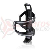 Suport bidon XLC Sidecage plastc black/grey