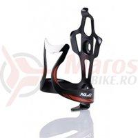 Suport bidon XLC Sidecage plastic black