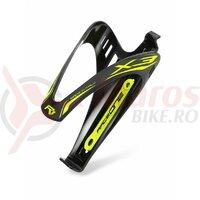 Suport bidonas Raceone X3, negru/galben