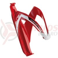 Suport de bidon elite custom race glossy red