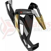 Suport De Bidon Elite Custom Race Plus Black Glossy Beige Graphic