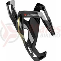 Suport De Bidon Elite Custom Race Plus Black Glossy Gold Graphic