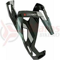 Suport De Bidon Elite Custom Race Plus Black Glossy Green Graphic