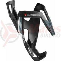 Suport De Bidon Elite Custom Race Plus Black Mat White Graphic