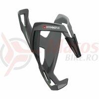 Suport de bidon Elite Custom Race Plus grey skin soft touch