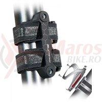 Suport Raceone Jeco universal (adaptor) pentru suport bidonas/pompa montare diversa