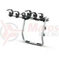 Suport transport biciclete - Mistral, pe capota portbagaj masina, 3 biciclete