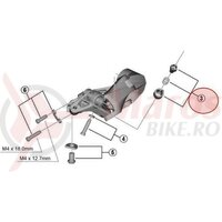Surub pt. reglare cablu Shimano RD-R7000