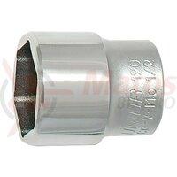 suspension top cap socket Unior 27mm, 1783/1 6P