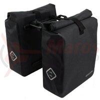 Geanta portbagaj spate System Double Atranvelo Travel 37x33x42cm, black, incl. AVS adapter