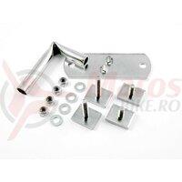 T-Nut adapter Peruzzo f. holder rails w.T-notch