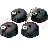 Thule Knob 527 lockable 4x