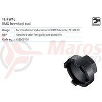 TL-FW45 cheie Shimano pentru demontat bloc de pinioane pe filet Tip BMX