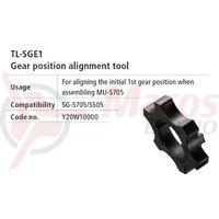 TL-SGE1 scula pentru setarea primei viteze la butuci alfine Shimano