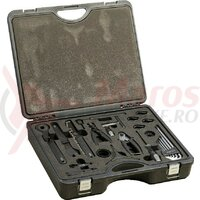Toolbox profesional Pro 27 unelte