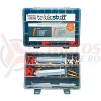 Tr!ckstuff ventilation kit plastic boxf.almost all hydr. brakes