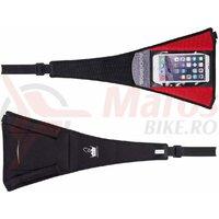 Trainer Rockbros Sweatband Black/Red D23-1BR