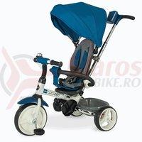 Tricicleta pliabila Coccolle Urbio albastra