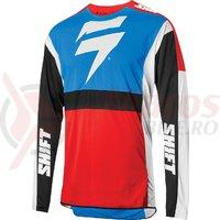 Tricou 3lack Label Race Jersey [blu/red]