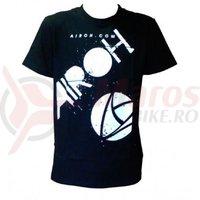 Tricou Airoh T-Shirt black