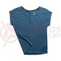 Tricou alergare dama On denim