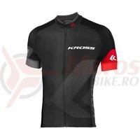 Tricou barbat Kross RACE red