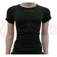 Tricou baselayer Shimano S-PHYRE black