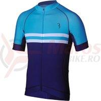 Tricou BBB BBW-401 Attachi maneca scurta albastru